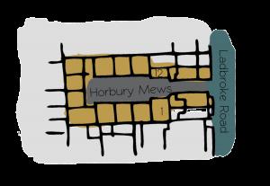 Horbury-Mews