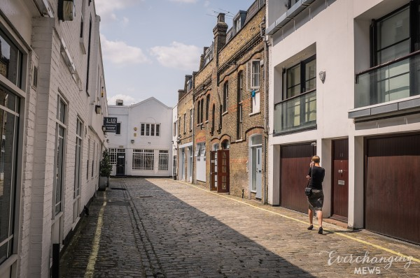 Praed Mews