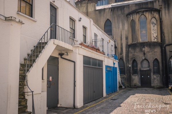 Queensberry Mews West