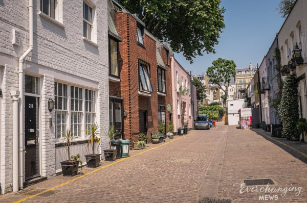 Queen's Gate Mews
