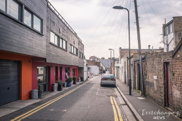 Clarence Mews