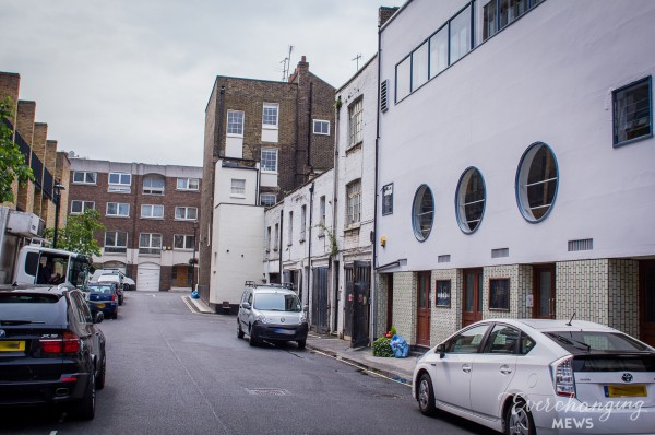 Rodmarton Street