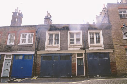 Browning Mews - Everchanging Mews