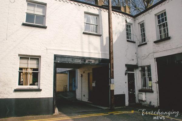 Codrington Mews Kensington 11-18