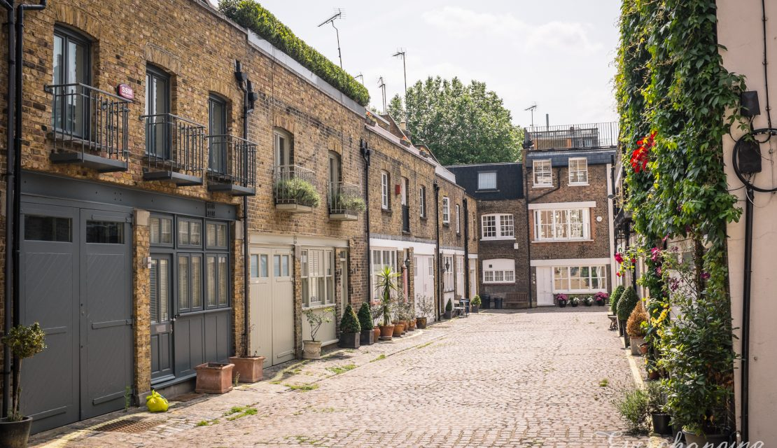 What is a Mews? – BLOG 3