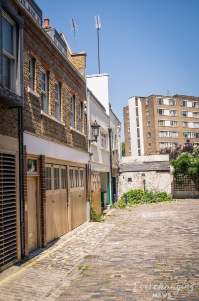 Devonshire Mews North
