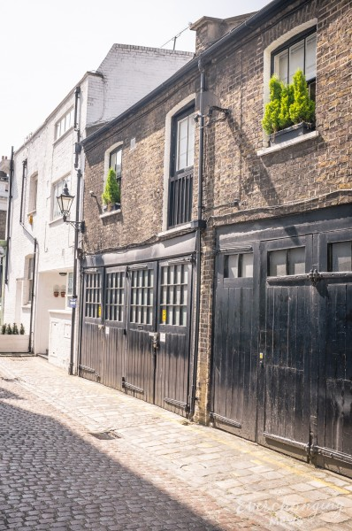 Thurloe Place Mews