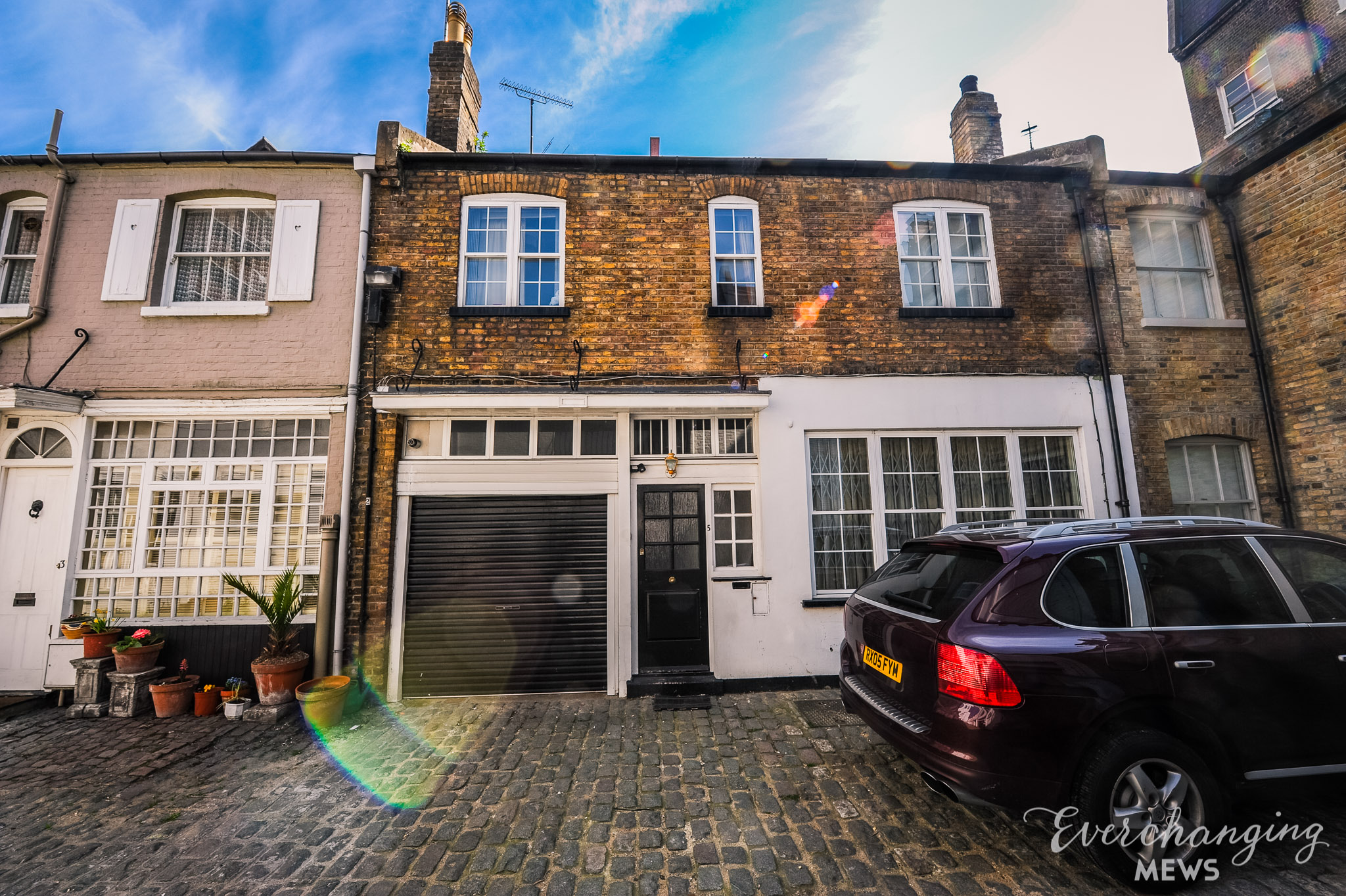 Fosbury mews everchanging mews for 2 6 inverness terrace london