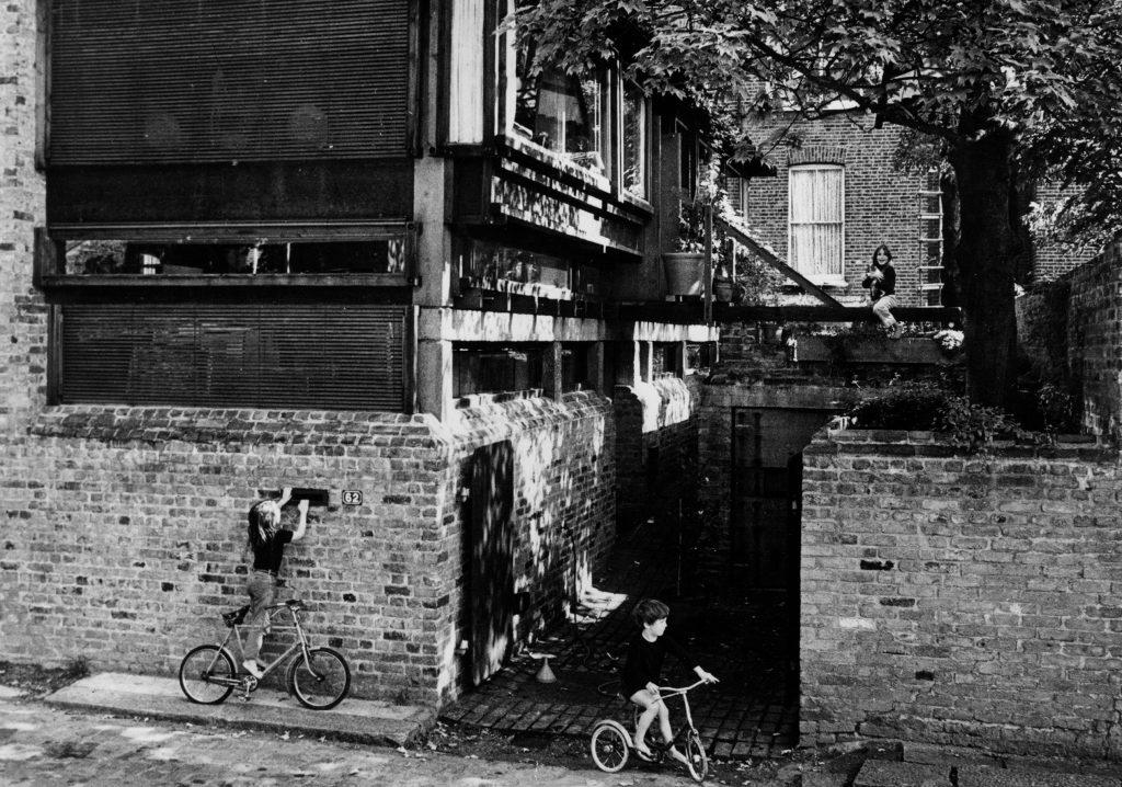 Camden Mews - Before