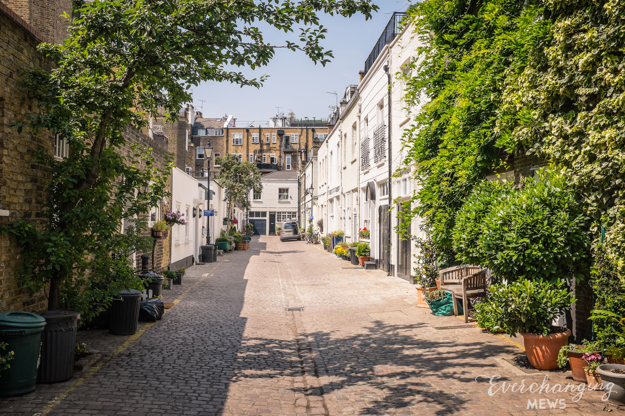 Queen S Gate Mews Everchanging Mews