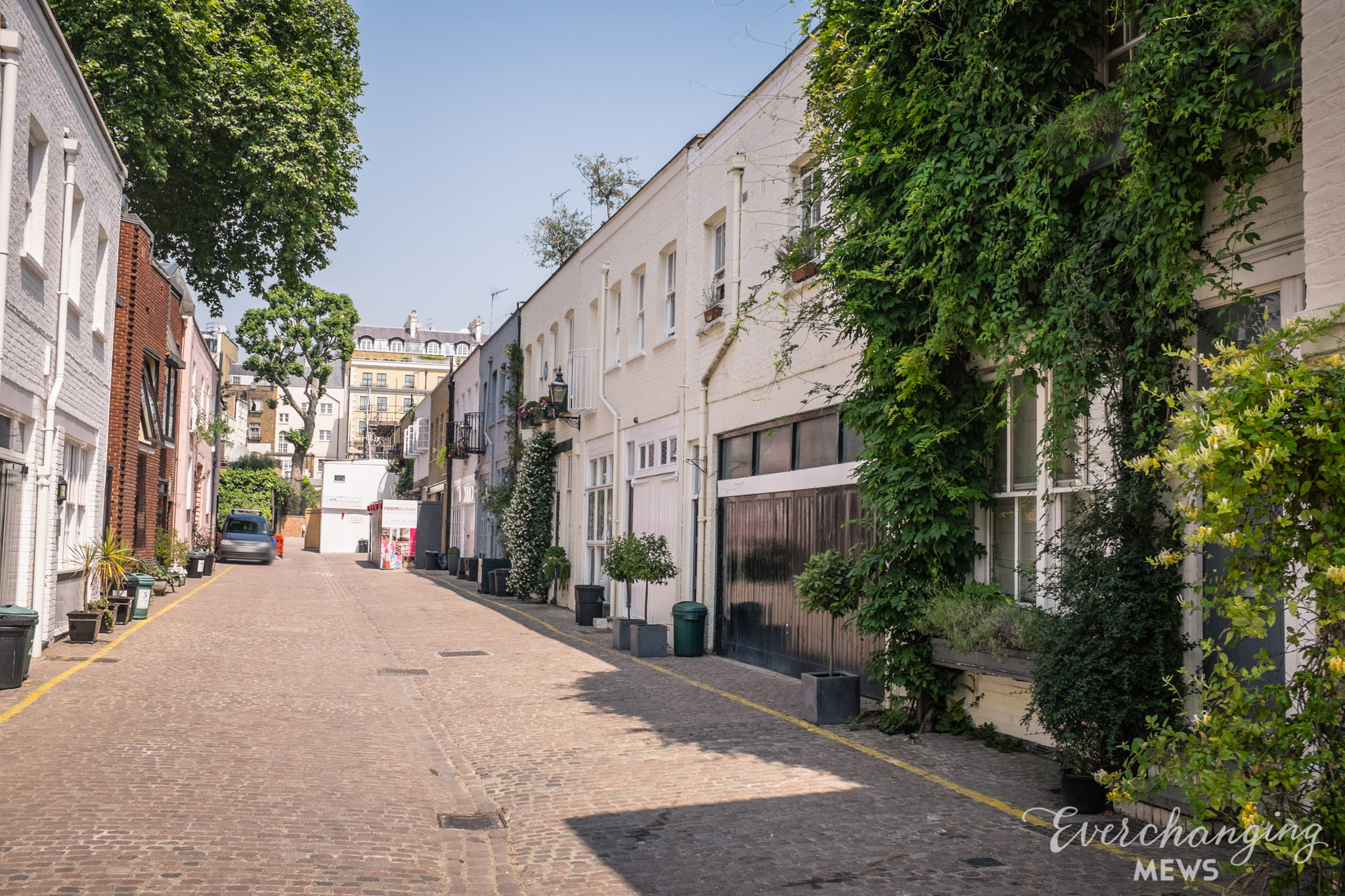 Queen 39 s gate mews everchanging mews for Queens gate terrace
