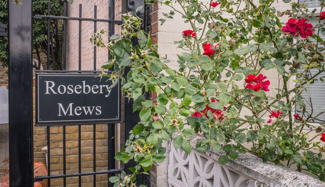 September 2017 – Rosebery Mews