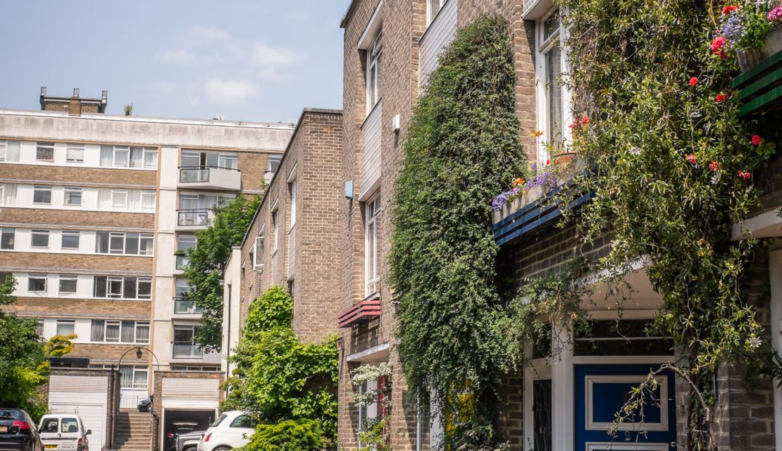 May 2019 – Sussex Mews East