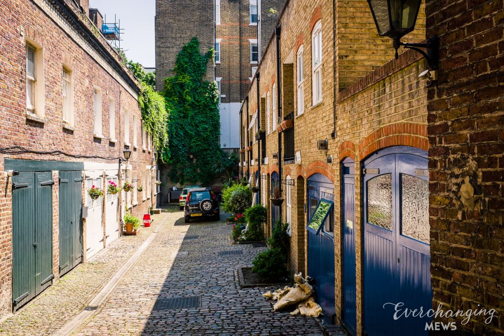 Rutland Mews - © Everchanging Mews