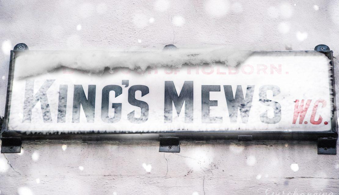 December 2016 – King's Mews