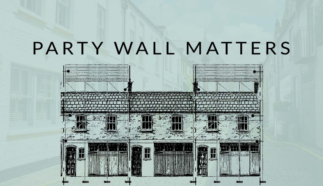 Sundry Associated Party Wall Issues (Part 1)
