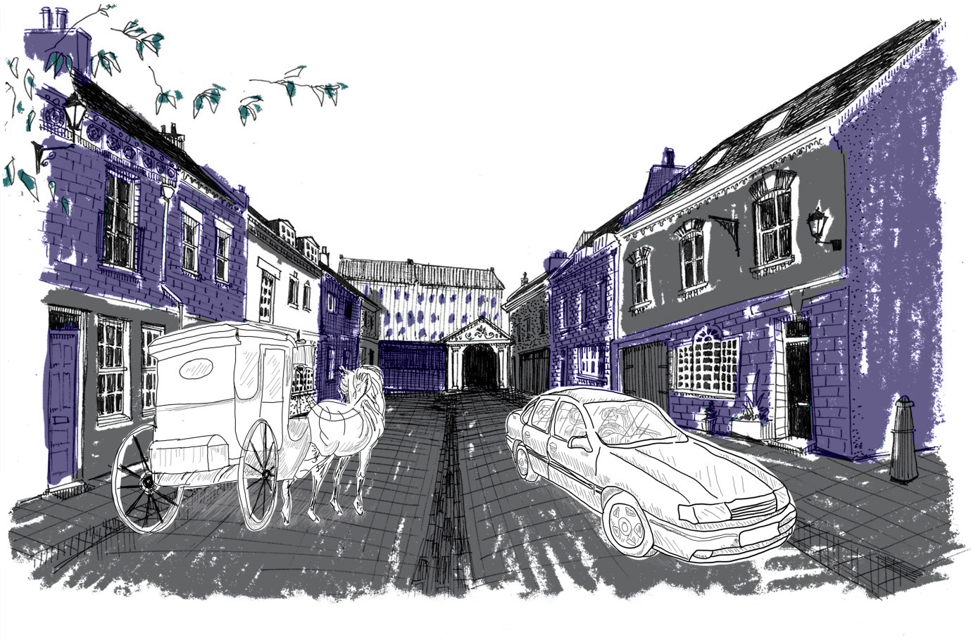 A brief History Of the Mews